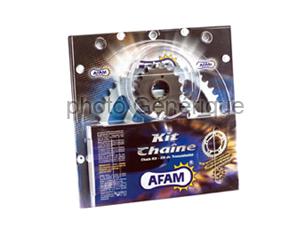 Kit trasmissione Alluminio HM / HONDA CRM 250 2004 Standard Xs-ring