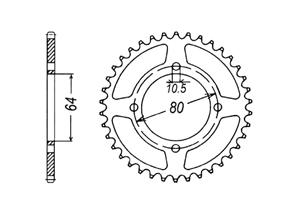 Kit trasmissione AEON Divers 04-