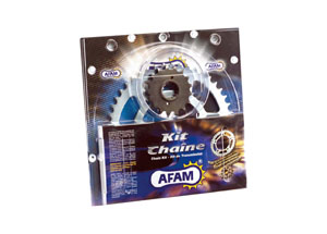 Kit trasmissione Acciaio HUSABERG FE 450 E 2009-2013 Super Rinforzata Xs-ring