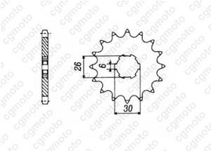 Pignone Xj 650 86-90