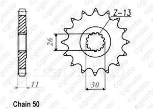 Pignone Rd 500 Lc 84-87