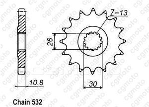 Pignone Xjr 1200 95-98