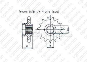 Pignone Quad 125 Aeon 00-04