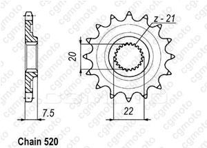 Pignone Crf 250 X/R 04-