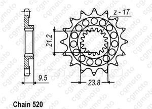 Pignone Suzuki Rm-z 450 05-