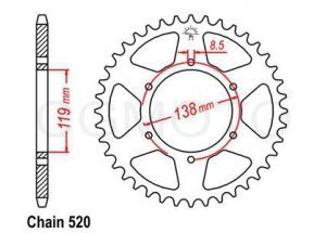 Corona Husaberg Enduro Z48