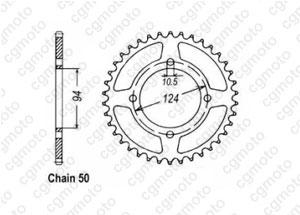 Corona 550 Cbf 75-80