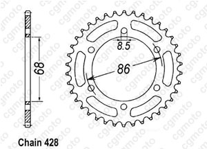 Corona Ar 125 84-87