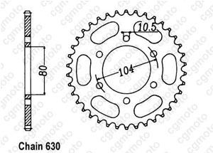 Corona Z 750 H/L/R 80-84