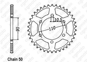 Corona Xs 650 Se 78-83