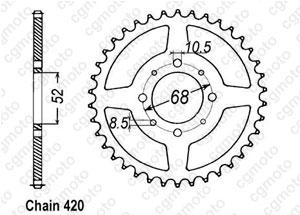 Corona Rv/VAnno 50 73-78