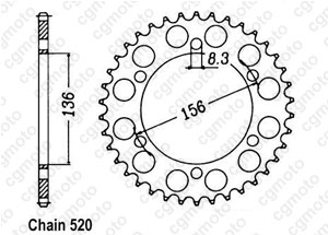 Corona Rgv 250 89-90