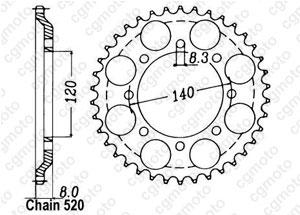 Corona Klr 600 84-90