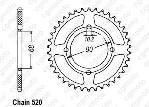 Corona Mtx 200 Rw 83-86