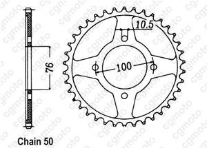 Corona Rg 500 Gamma 85-89