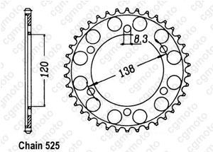 Corona Rc45 Rvf 750 R 94-98