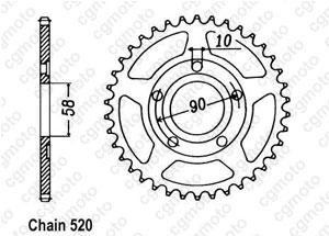 Corona Nsr 125 90-98