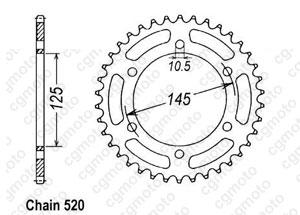 Corona Xt 660 X/R 04-