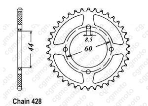 Corona Dt 80 Mx Espagne 84-8