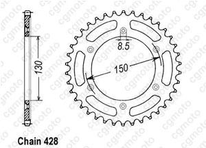 Corona Xlr 125 R 97-98
