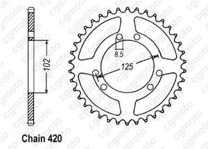Corona Bultaco Lobito 50