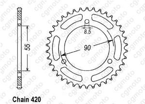 Corona Rs2 50 Matrix 03-