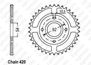 Corona Tzr50 / Power50 97-